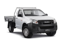 problems and recalls: isuzu rc d-max cab chassis (2012-on)