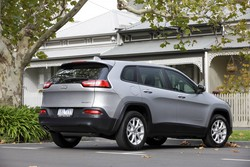 Problems and Recalls: Jeep KL Cherokee (2014-on)