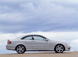 Mercedes C209 CLK55 and CLK63 AMG Coupe: Problems and Recalls