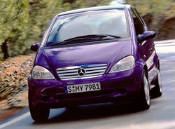 Problems and Recalls: Mercedes W168 A-Class (1998-04)