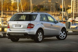 Problems and Recalls: Mercedes W164 M-Class (2005-11)