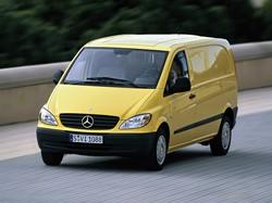 Mercedes vito problemer