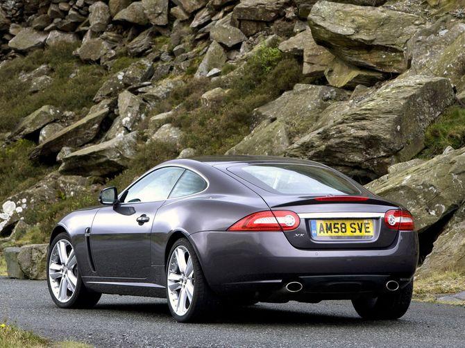 Review Jaguar X150 Xk 2006 14