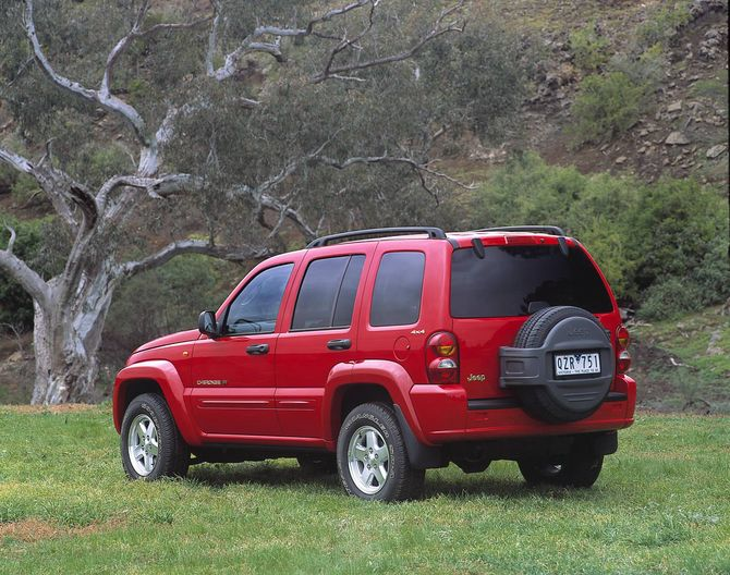 b8da8d809a Jeep KJ Cherokee Review (2001-07)  Sport and Limited