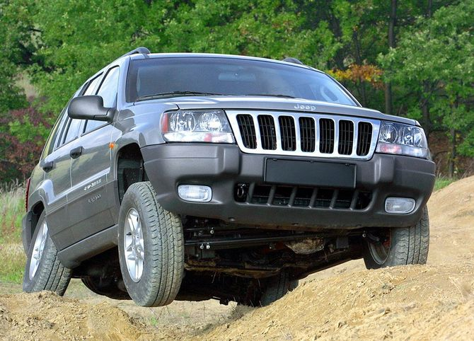review jeep wj grand cherokee 1999 05. Black Bedroom Furniture Sets. Home Design Ideas