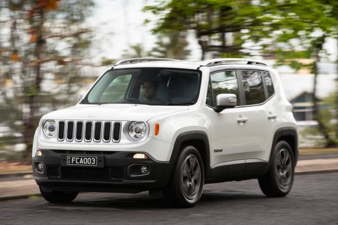Review: Jeep BU Renegade (2015-on)