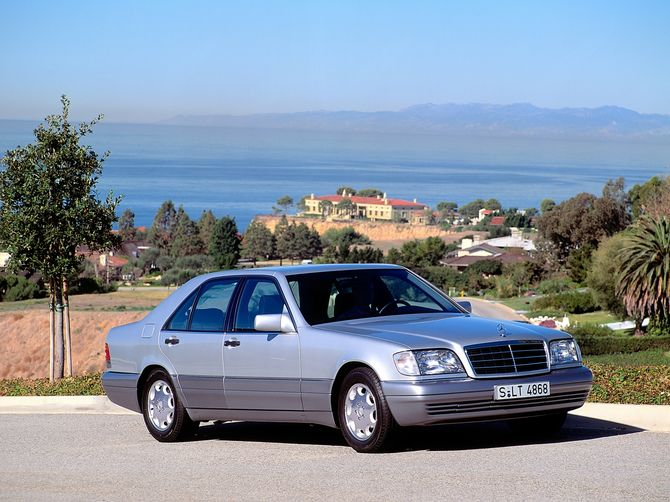 Mercedes W140/V140 S-Class Review: S320, S420, S500