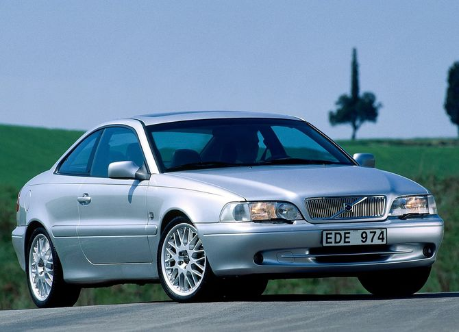 Buyer's Guide: Volvo Mk 1 C70 Coupe
