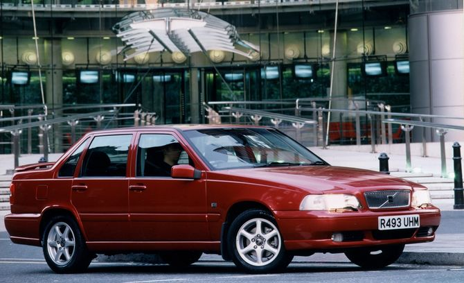 Review Volvo S70 1997 00 2 5 2 5 20v 2 5t And T5