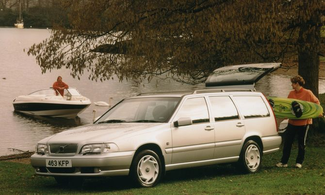 Review Volvo V70 1997 00 2 5 2 4t Xc T5 And R