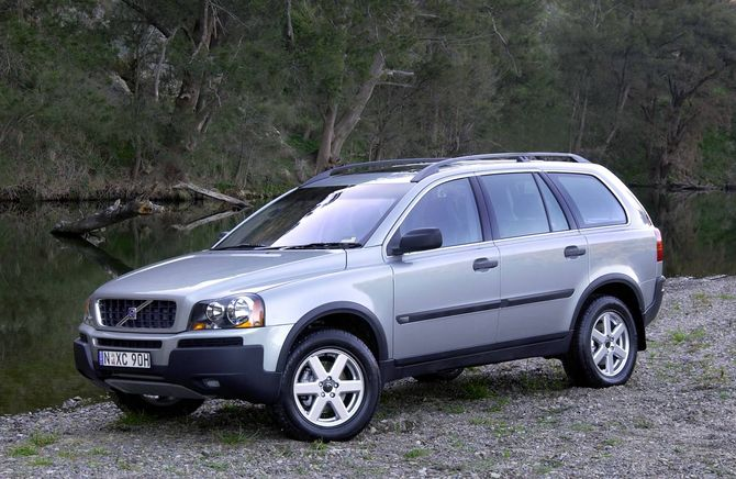 Review: Volvo XC90 (2003-14) | D5, 2 5T, 3 2, T6 and V8