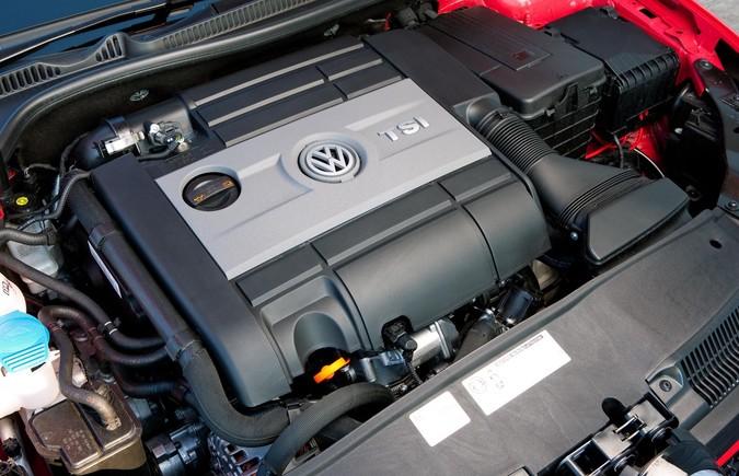 CDLG EA113 engine: VW Golf GTi Edition 35