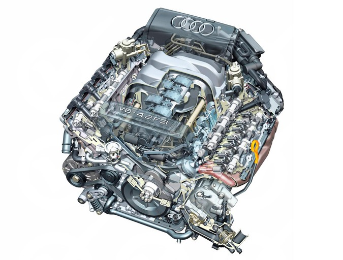 caua 4 2 litre v8 fsi engine audi s5 coupe. Black Bedroom Furniture Sets. Home Design Ideas
