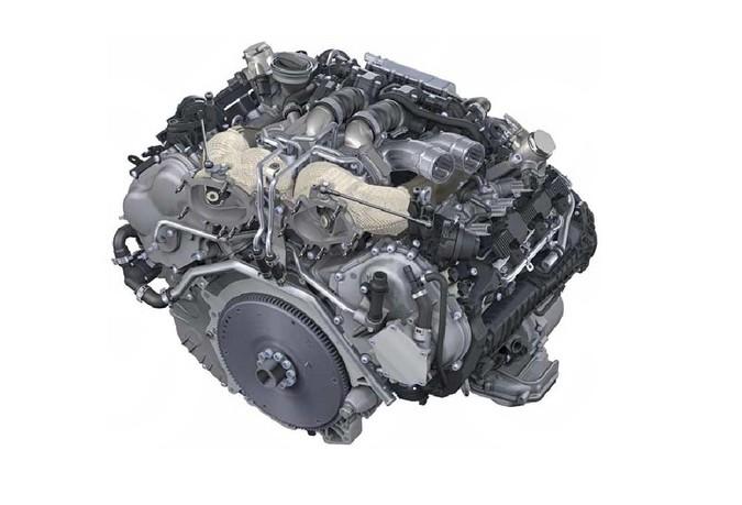 Ceuc 4 0 Litre Tfsi V8 Engine Audi S6 And S7