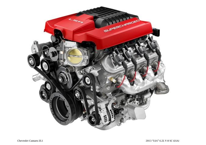 hsv lsa supercharged v8 engine