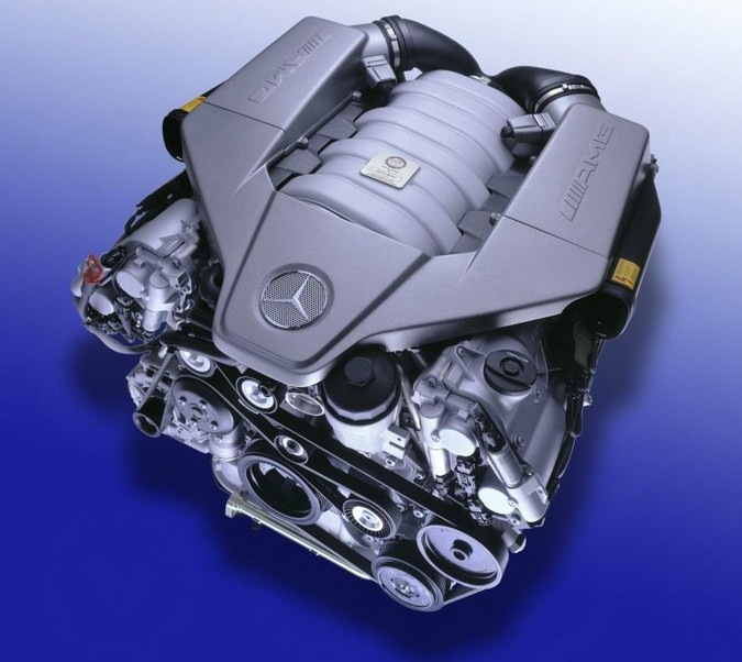 Mercedes-Benz M156 and M159 engines