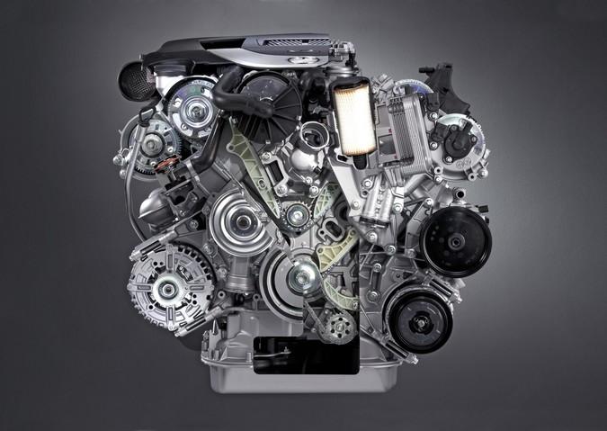 Mercedes benz m273 engine for Mercedes benz v8 engines