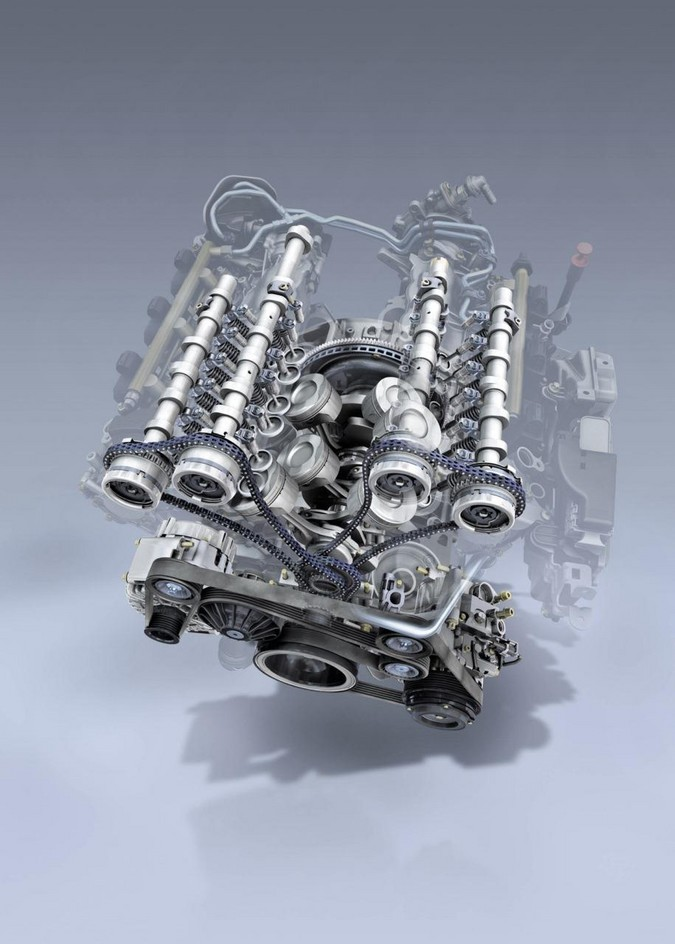 Mercedes-Benz M276 engine