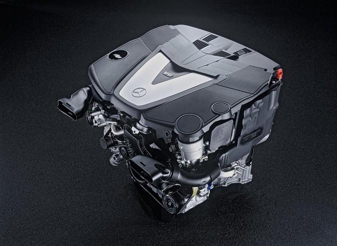 Mercedes-Benz OM642 engine