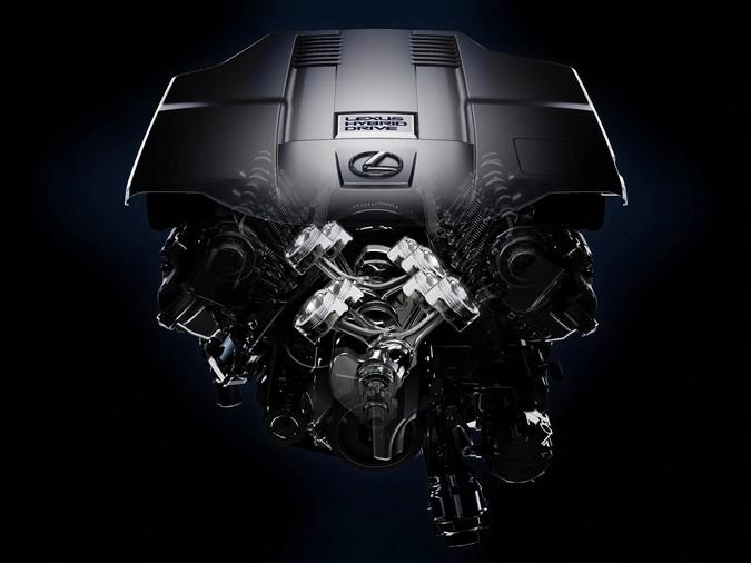2UR-FSE Toyota engine