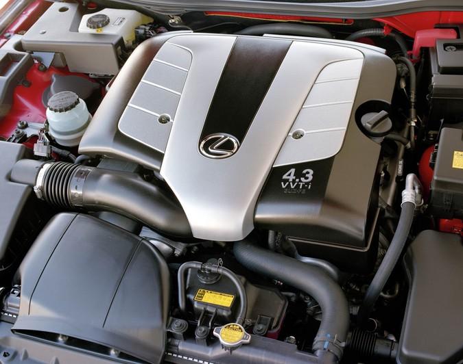 2003 Lexus Ls430 >> 3UZ-FE Toyota engine