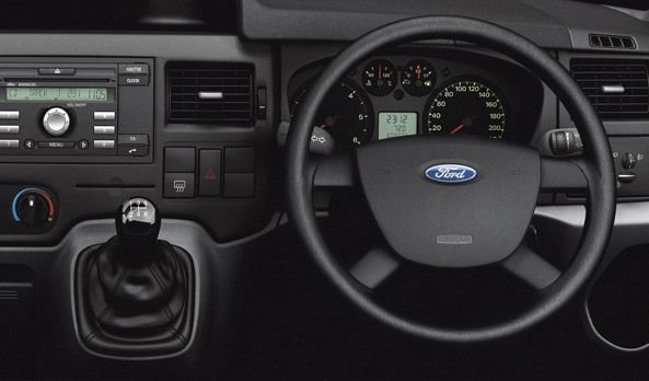 Review  Ford Vm Transit Cab Chassis  2006