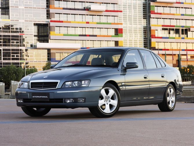 Holden Statesman - Overview - CarGurus