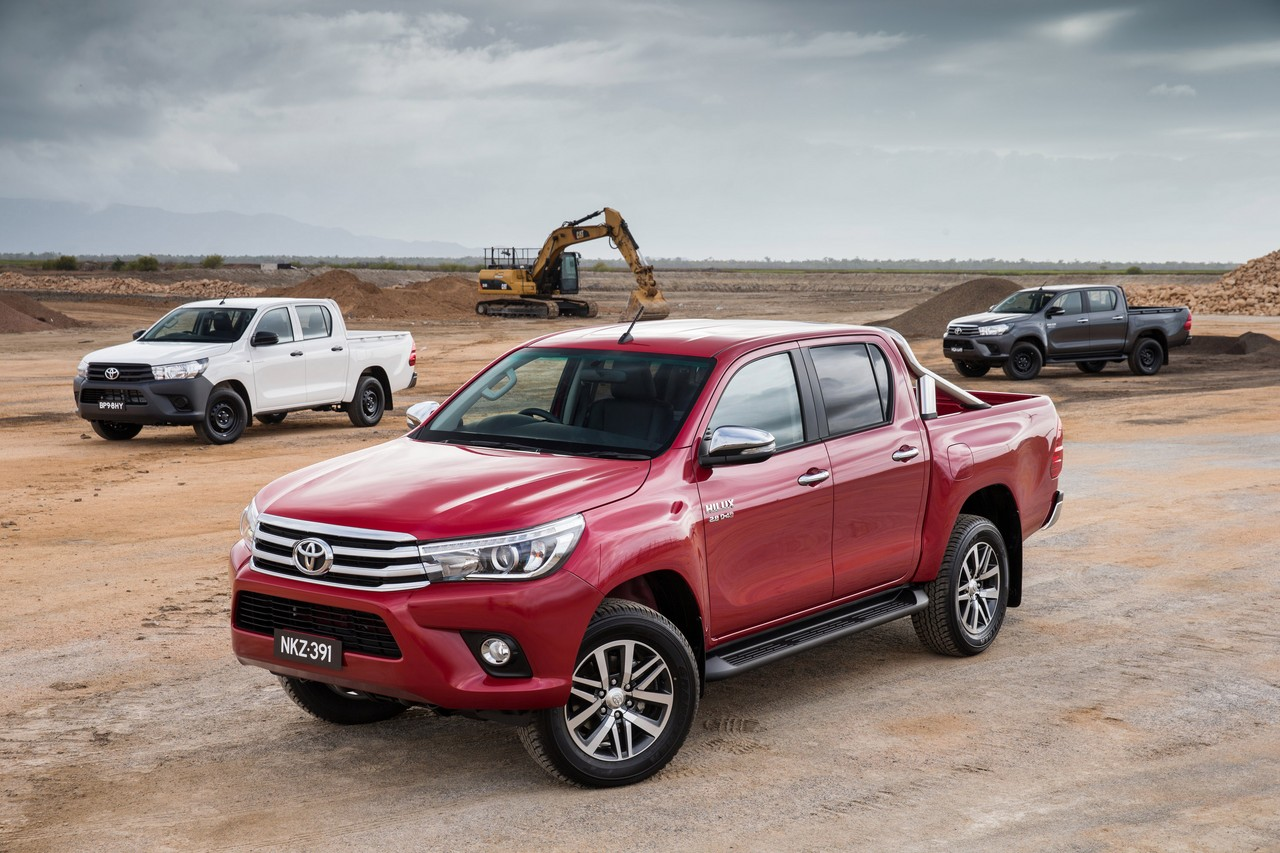 Review Toyota Mk8 Hilux Ute 2015 On Tarago Fuse Box