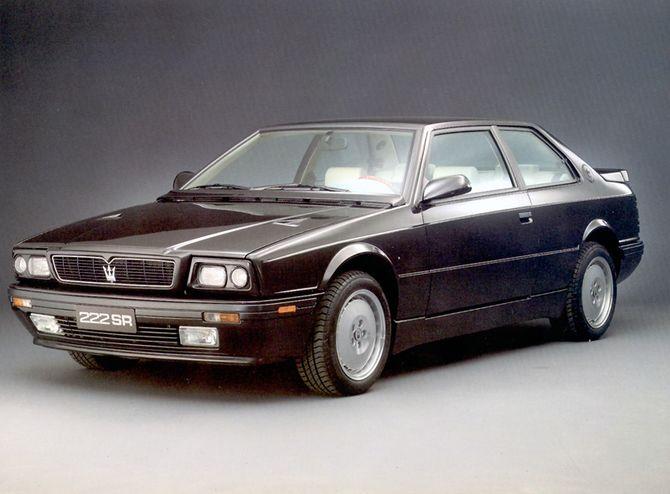 Review: Maserati 222 (1988-95)