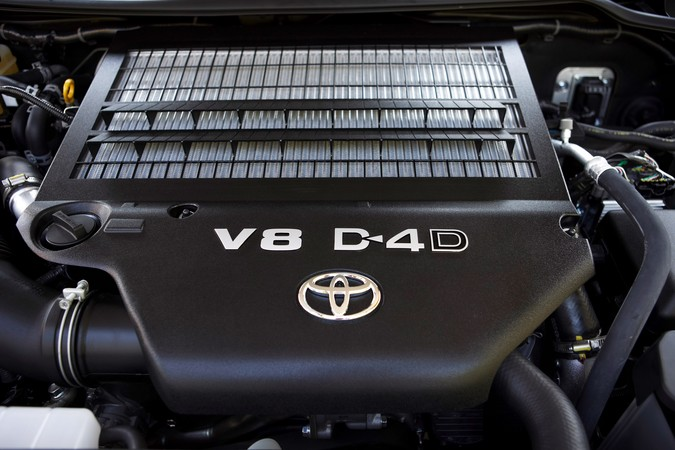 1VD-FTV Toyota engine